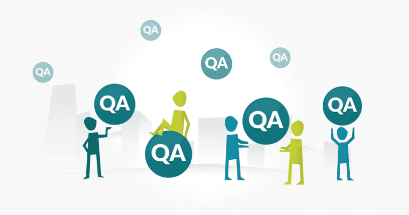 What does qa stand for