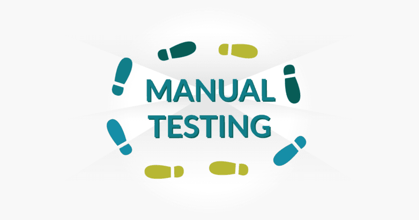 Manual testing process